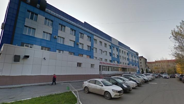 В поликлинике Нигинского сотрудник заболел коронавирусом