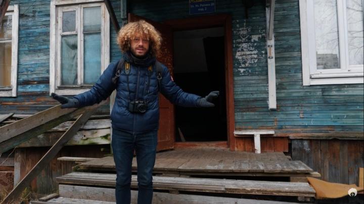 «Район Сульфат — просто ад на Земле»: Илья Варламов предложил снимать в Архангельске фильмы ужасов