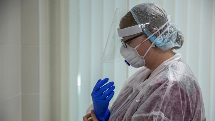 В Пермском крае еще у 74 человек выявили коронавирус