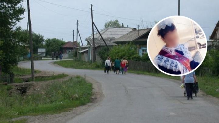 В тюменском селе выпускница школы покончила с собой