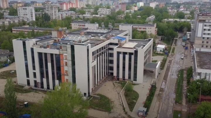 Власти Самарской области хотят достроить «Клинику сердца» на Тушинской