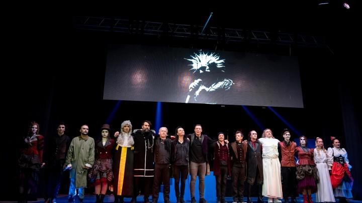 «Король и Шут» показали ростовским зрителям зонг-оперу ужасов TODD