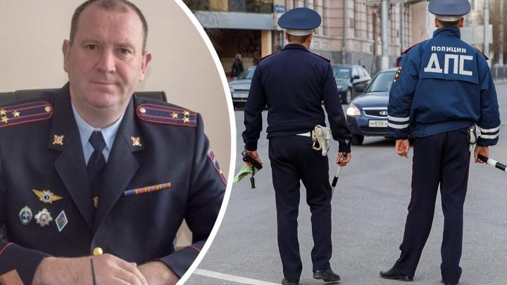 Новым главным автоинспектором Волгограда стал полковник с двумя высшими образованиями