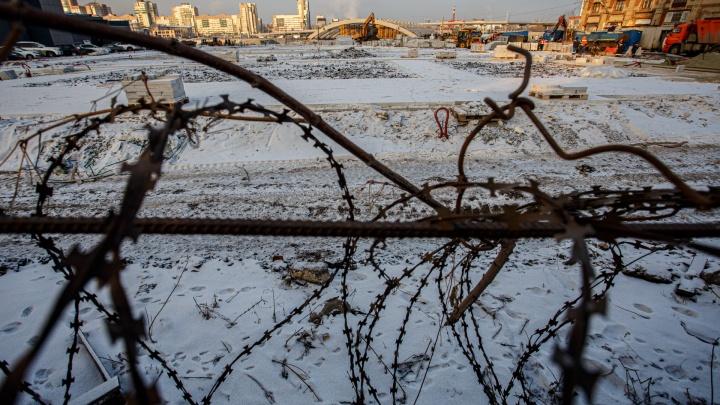 Кто топит губернатора? В Челябинске не успели достроить в срок имиджевую для Текслера набережную