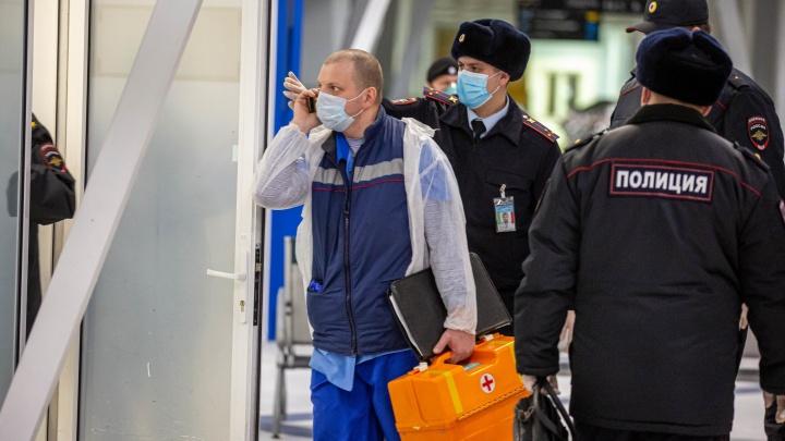Новосибирск ждёт шесть рейсов с пассажирами, которых отправят на самоизоляцию