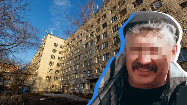 Сгорел за две недели. История 49-летнего новосибирца, умершего от коронавируса