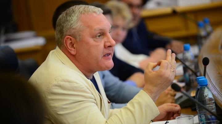 «Никаких переговоров с террористами»: депутат Колесников резко высказался о защитниках парка у Дворца молодежи