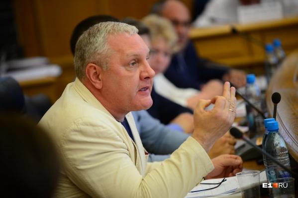 Александр Колесников назвал защитников парка бунтовщиками и террористами