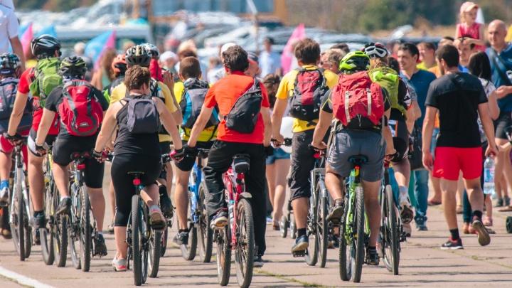 В Самаре из-за чемпионата по велоспорту перекроют 17 улиц