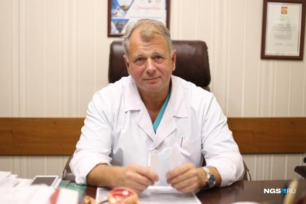 Сергей Красильников уверен, что вовремя пройденная диагностика и вакцинация от ВПЧ помогут предотвратить развитие рака шейки матки