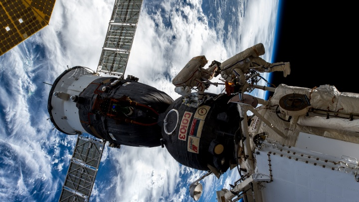 Екатеринбуржцы смогут увидеть пролет МКС на фоне Марса и Луны. Рассказываем, куда смотреть