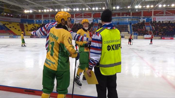Во второй игре полуфинала чемпионата страны «Водник» обыграл хабаровский «СКА-Нефтяник»