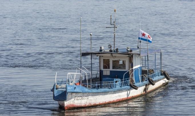 Я иду, как пароход: волгоградский предприниматель открыл водное такси