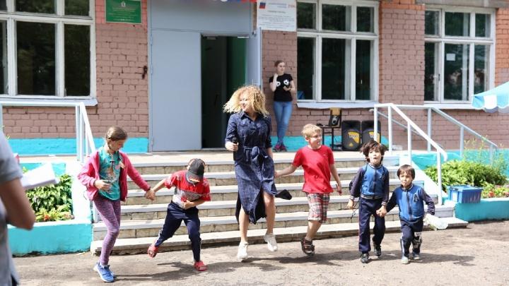 Как голосовали в Ярославле: фоторепортаж с избирательных участков