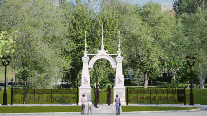 Стало известно, на чьи деньги установят скульптуру в честь вальса «На сопках Маньчжурии»