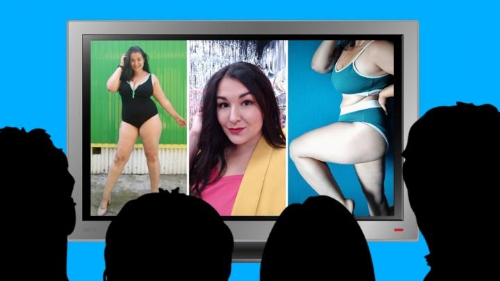 «Я сексуальна и горяча»: многодетная мама из Новосибирска пробует себя на шоу «Модель ХL»