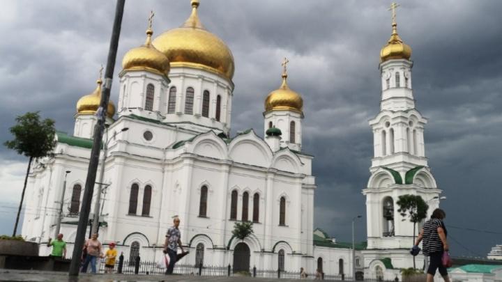 Обещают ливни и град: в Ростовской области продлили штормовое предупреждение