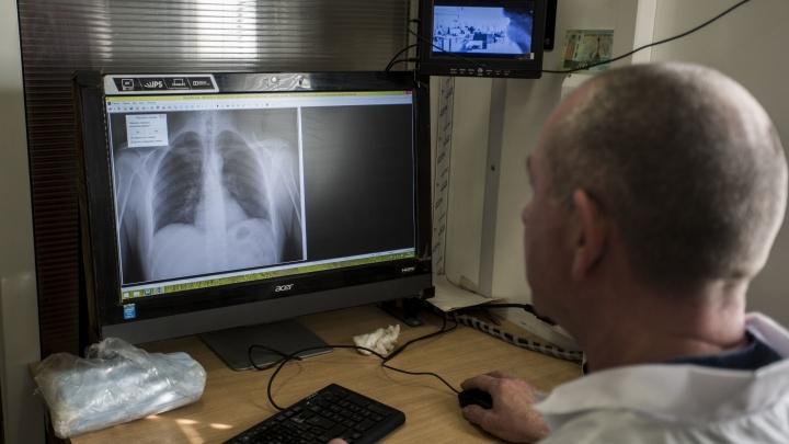 Кузбасс вошел в тройку лидеров России по заболеваемости туберкулезом