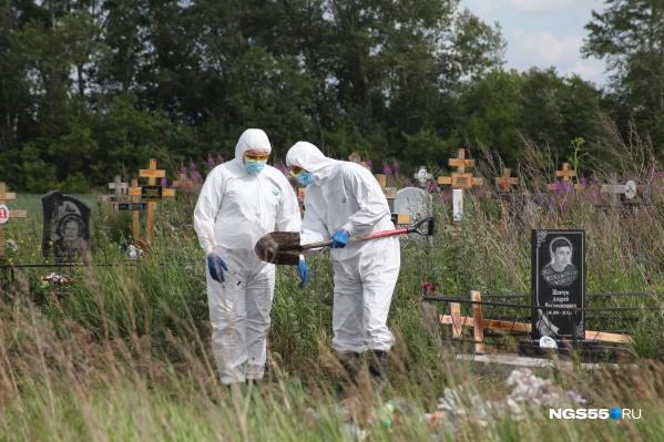 В число 111 умерших омичей входят только те, у кого коронавирус стал основной причиной смерти