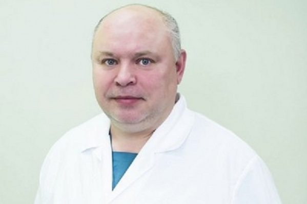 Алексей Викторович проработал в ГКБ № 4 30 лет