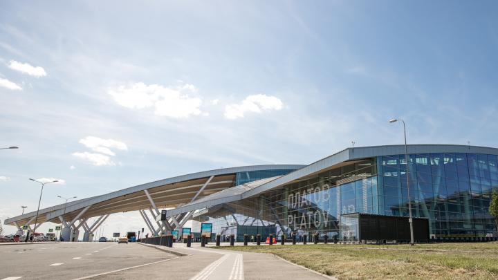 Ростовский аэропорт Платов эвакуировали в пятый раз за месяц