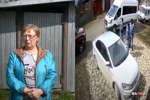 Поначалу пенсионерки обратились к депутату Наталье Крыловой