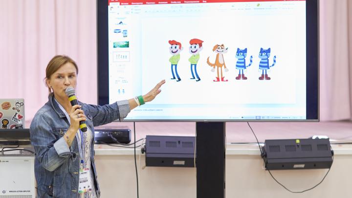Ростовские студенты придумали продолжение культовым советским мультфильмам