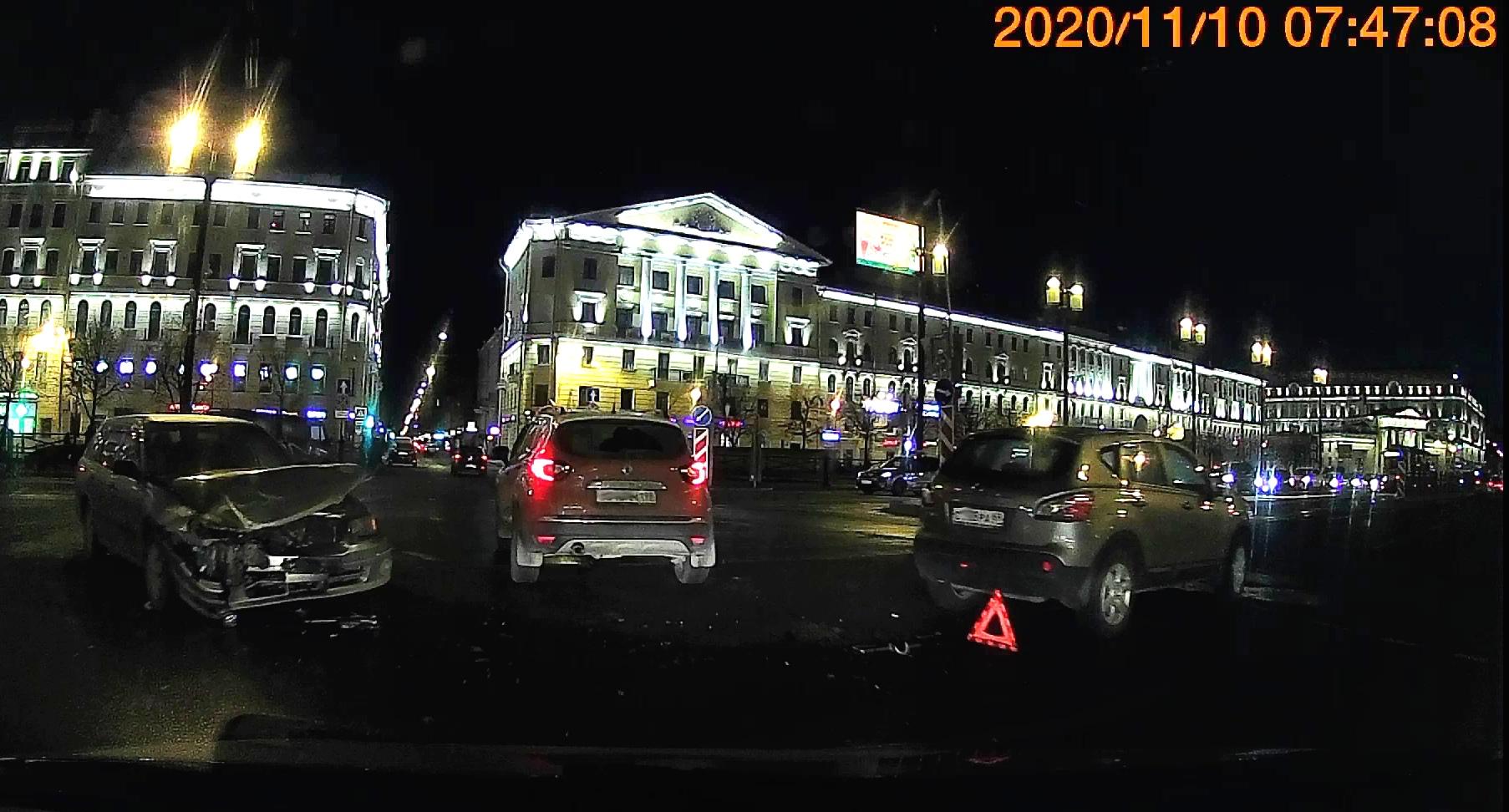 ДТП на Садовой