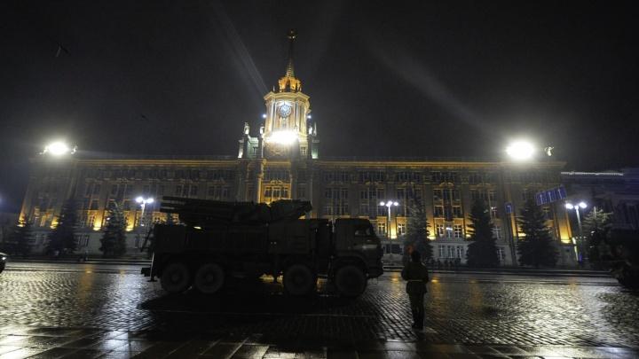 На парад Победы в Екатеринбурге смогут прийти зрители