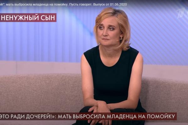 Алия Гимранова — мать двух детей, выбросила третьего новорожденного в мусорный контейнер