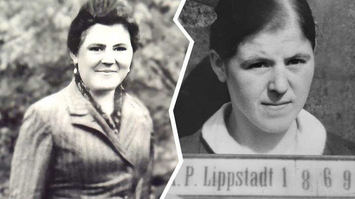 Фронтовой инстаграм: «Освободили американские войска» — тюменка о бабушке, угнанной в Германию