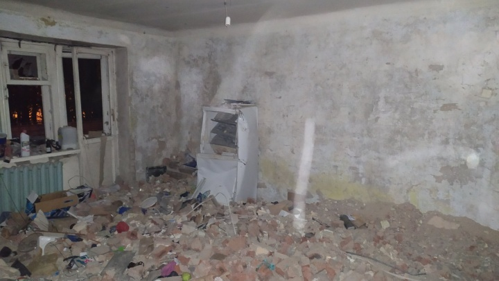 Следователи назвали причину взрыва в доме на 50 лет ВЛКСМ в Тюмени