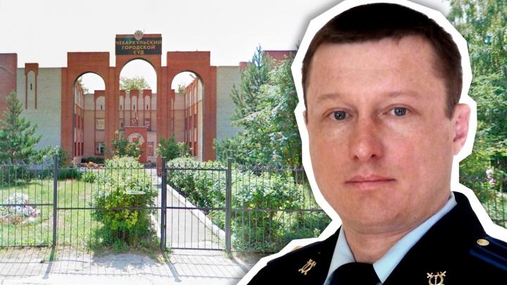 Суд начал допрос свидетелей по делу подполковника о секс-скандале в полиции на Южном Урале