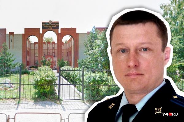 За два месяца до ареста Рифа Биктимирова уволили с поста начальника следственного отдела полиции в Чебаркуле