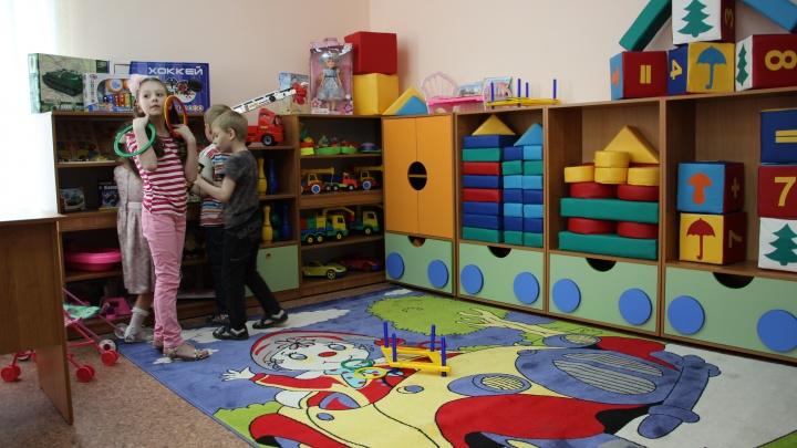 В Роспотребнадзоре рассказали, как работают омские детсады в пандемию