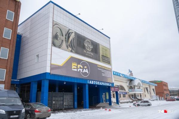 Что бы ни делали в Челябинске, получаются ларьки или парковка