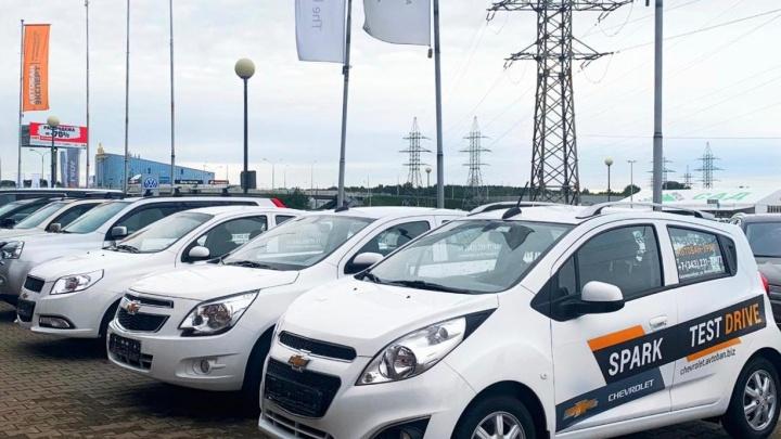 Возвращение легенды: в Екатеринбурге открылся официальный дилерский центр Chevrolet