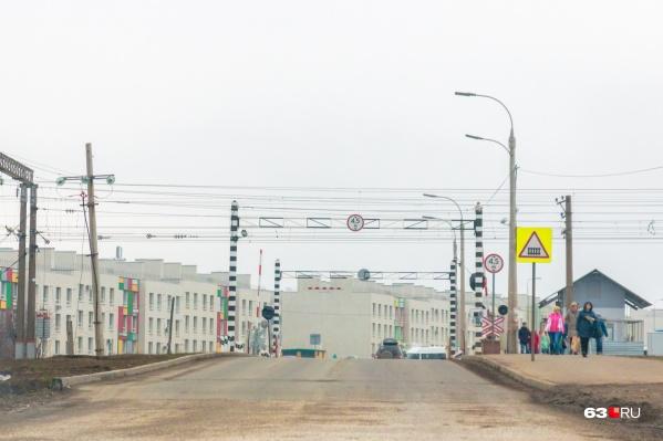 Тоннель построят под железной дорогой