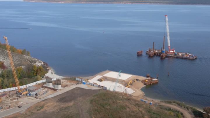 Видео: как будет выглядеть мост через Волгу у Климовки