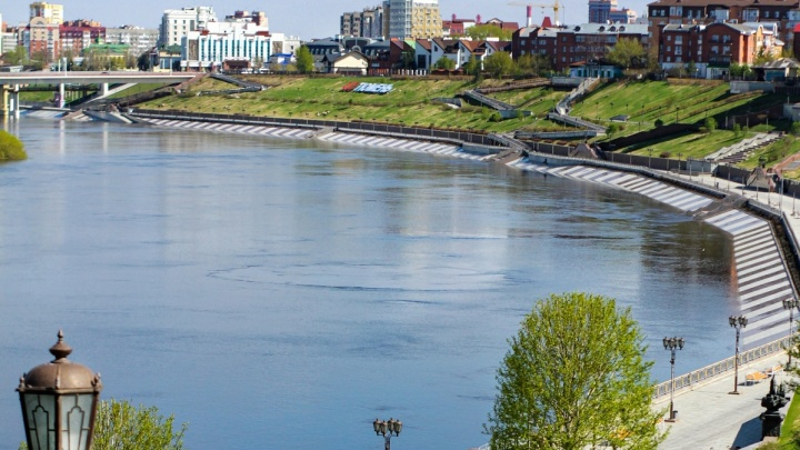 Разработку проекта нового пешеходного моста через Туру доверили неизвестной компании из Удмуртии