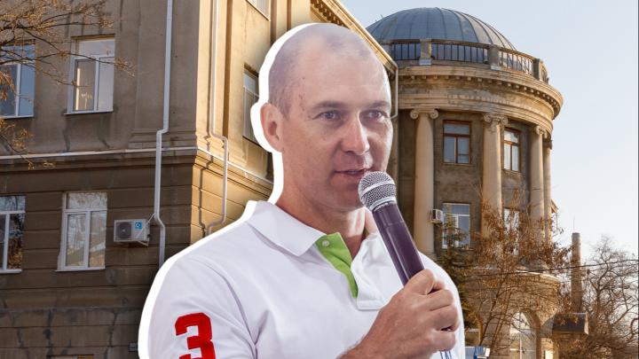 «Я с коронавирусом в госпитале»: Максим Опалев рассказал о лечении COVID-19 в больнице Волгограда
