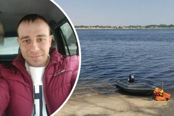 Волгоградец пропал вечером 10 июля
