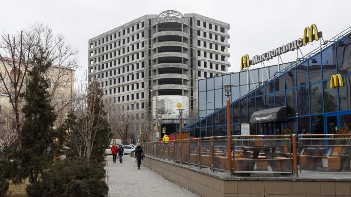 «У них был один клиент»: в Волгограде деловой центр «Мономах» продали за 140 млн фирме с Кипра