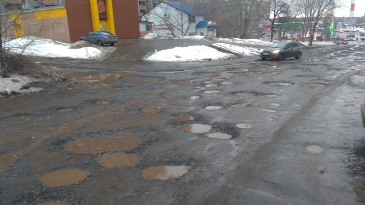 «Прощайте, ямы-кратеры»: какой будет Дачная после реконструкции