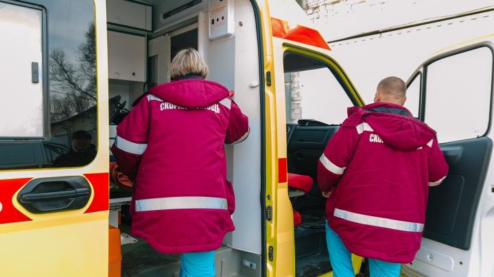 В Самаре увеличили число бригад скорой помощи