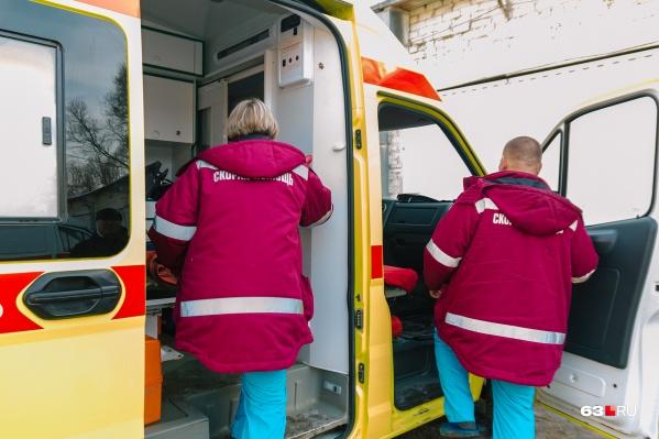 Медики службы «03» в Самаре выезжают на несколько сотен вызовов в сутки