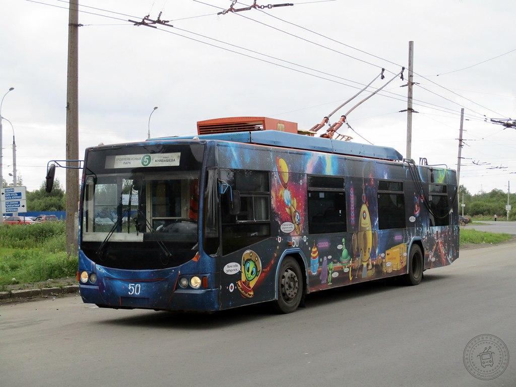 Если у «Рыбинскэлектротранса» отберут 5-й маршрут, Рыбинск может вообще остаться без троллейбусов