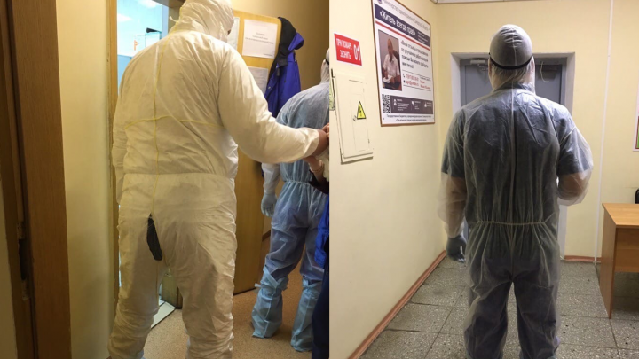 «Трещат по швам». Сотрудники тольяттинской скорой помощи пожаловались на плохие защитные костюмы