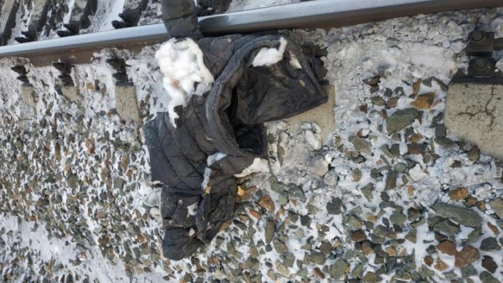 Поезд сбил мужчину на перегоне станций Обь—Чик