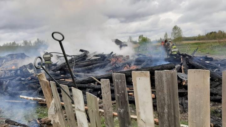 Ярославский губернатор о пожаре с погибшими детьми: «Мать была на улице, всё произошло мгновенно»